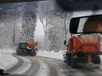 Starea drumurilor și a vremii în județul Maramureș pentru 26 ianuarie