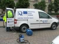 Starea tehnică a autovehiculelor verificată la Sighetu Marmaţiei. Patru certificate de înmatriculare au fost reţinute