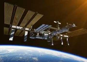 Stația Spațială Internațională, deasupra Capitalei României