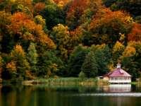 Stațiunea Șuior din Munții Gutâi, apreciată de turiști pentru lacul situat la 1.000 de metri