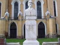 Statuia lui Ioan Mihalyi de Apşa a fost vandalizată