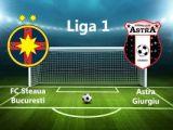 Steaua - Astra Giurgiu 0-1