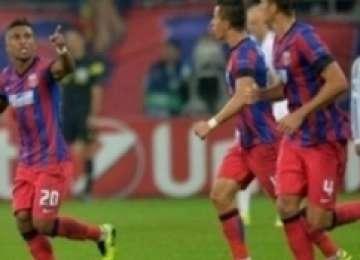 Steaua București, învinsă de Partizan Belgrad cu scorul de 2 - 4