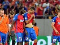 Steaua București, învinsă în deplasare de Osmanlispor cu 2-0, în Europa League