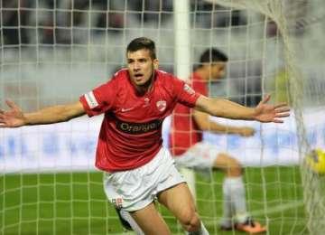 Steaua l-a achiziționat pe fostul dinamovist Țucudean
