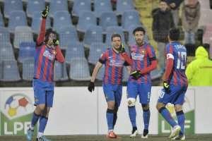 Steaua, obligată să joace două meciuri cu porțile închise în cupele europene şi să achite o amendă de 20.000 de euro