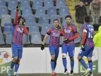 Steaua s-a calificat în finala Cupei Ligii, deși a fost învinsă cu 2-0 de Astra