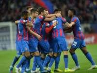 Steaua s-a calificat în optimile Cupei României