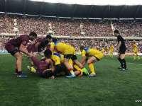 """""""Stejarii"""" s-au calificat la Cupa Mondială de rugby!"""