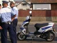 Strâmtura şi Leordina - Tineri cercetaţi pentru infracţiuni la regimul circulaţiei pe drumurile publice