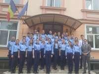 Studenţii Academiei de Poliţie au început practica la unităţile teritoriale