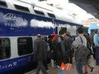 Studenții vor călători gratuit cu trenul începând cu data de 1 februarie