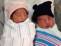SUA: Doi frați gemeni s-au născut în ani diferiți