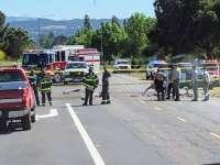 SUA - Un avion s-a prăbuşit lângă un aeroport din California. Nu există supravieţuitori