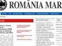 """Sub titlul """"Dacă doriți să-i înjurați"""", ziarul România Mare a publicat numerele de telefon ale lui Ponta, Iliescu și a altor politicieni de marcă"""