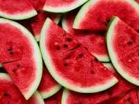 Sucul de pepene, remediu pentru tratarea mahmurelii