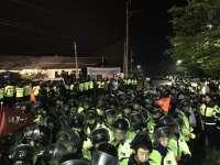 Sud Coreenii PROTESTEAZĂ împotriva instalării scutului antirachetă american
