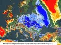 Sudul Europei, lovit de un val de caniculă fără precedent. Temperaturile-record au dus la evacuarea a sute de turiști