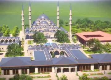 Surse din Administrația Prezidențială: Moscheea de la București va fi construită