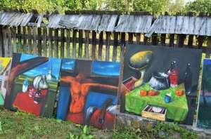 Tabăra de Artă şi Solidaritate de la Deseşti, un succes