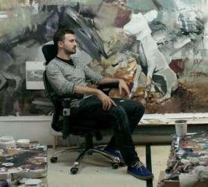 Tabloul unui tânăr pictor român, născut la Baia Mare, a fost vândut cu 1,8 milioane de euro