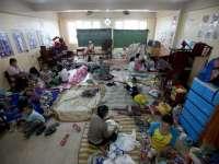 Taifunul Hagupit a lăsat un bilanț de 4 morți și un milion de sinistrați în Filipine