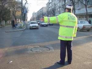 Tânăr din Maramureş, depistat la volan având autorizația de circulație provizorie expirată