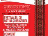 Târg de Crăciun la Borșa în perioada 2-4 decembrie