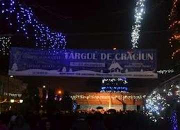 TÂRG DE CRĂCIUN: Primăria Sighetu Marmației organizează înscrieri pentru ocuparea spațiilor de comercializare din centrul istoric
