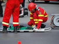 Târgu Lăpuş - Un copil de 3 ani a fost rănit în urma unui accident
