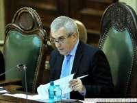 Tăriceanu a cerut evacuarea din sala de plen a senatorului ALDE Cristiana Anghel
