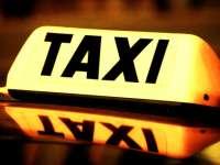 Taxi-urile din Baia Mare, în atenţia poliţiştilor rutieri