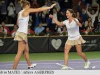 TENIS - Crina Begu și Monica Niculescu, în turul doi la turneul WTA de la Washington