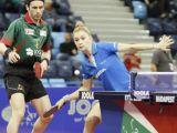 Tenis de masă: Daniela Dodean și Joao Monteiro au cucerit aurul al dublu mixt, la Campionatele Europene