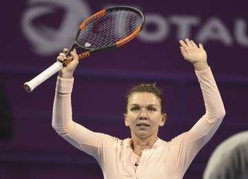 TENIS - HALEP - PLISKOVA. Simona Halep joacă mâine în turul 2 de la Indian Open