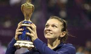 TENIS: Simona Halep a câştigat turneul de la Doha