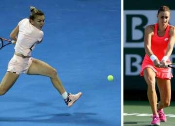 TENIS - Simona Halep e în semifinale la Indian Wells