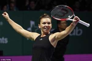 TENIS: Simona Halep, în continuare pe locul al treilea în clasamentul WTA