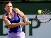 TENIS: Simona Halep, învinsă de Serena Williams în sferturi la Indian Wells