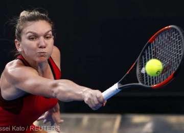 Tenis - Simona Halep s-a calificat fără probleme în turul al treilea la Australian Open