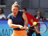 Tenis: Simona Halep s-a calificat în finala turneului WTA de la Madrid