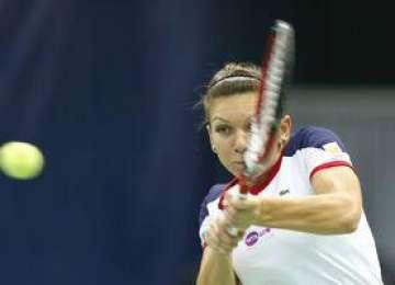 Tenis: Simona Halep s-a calificat în finala turneului WTA de la Moscova