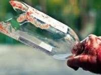 TENTATIVĂ DE OMOR la SEINI - Tânăr tăiat de iubită cu un ciob de sticlă