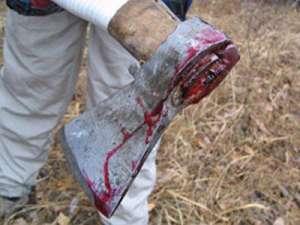 Tentativă de omor la Vişeu de Jos: Un bărbat şi-a lovit consăteanul cu un topor în cap