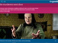 The Guardian: Maramureșul, locul unde vecinii se omoară pentru o palmă de pământ