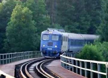 Țigări de contrabandă descoperite în trenul Sighetu Marmaţiei - Bucureşti Nord