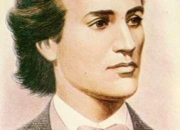 Timbre poştale dedicate lui Mihai Eminescu, lansate de Ziua Culturii Naţionale