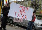 Timbrul de mediu va fi înlocuit cu o taxă auto de intrare în orașe, cu stickere colorate