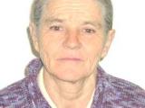 TISA - Bătrână dispărută de la domiciliu