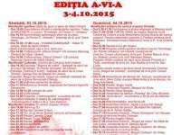 Toamna Someşană ediţia a VI-a: Programul evenimentului